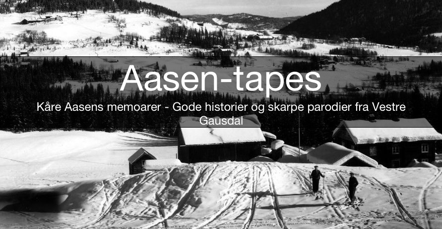 Aasen-tapes